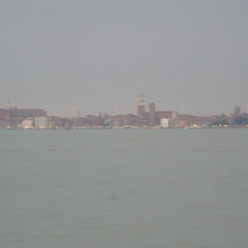 ヴェネツィアへのアプローチ