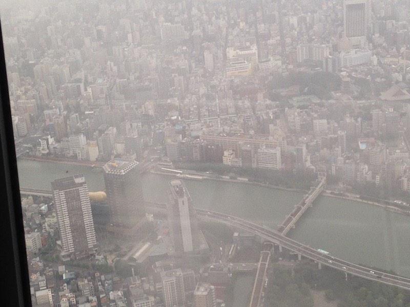 東京スカイツリー(展望回廊)