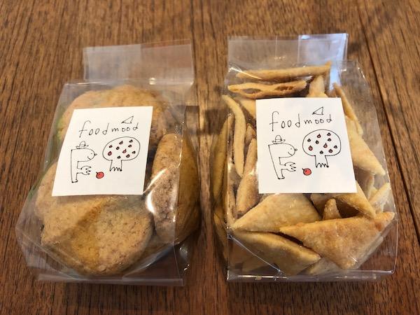 フードムードのクッキー