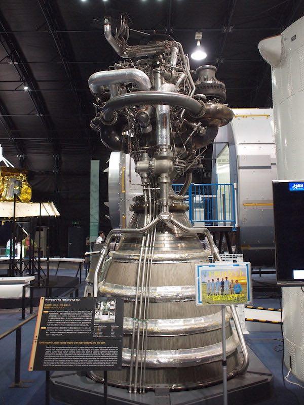 「下町ロケット」のエンジン