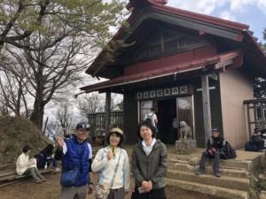 千春さんと理江さんと周一さん