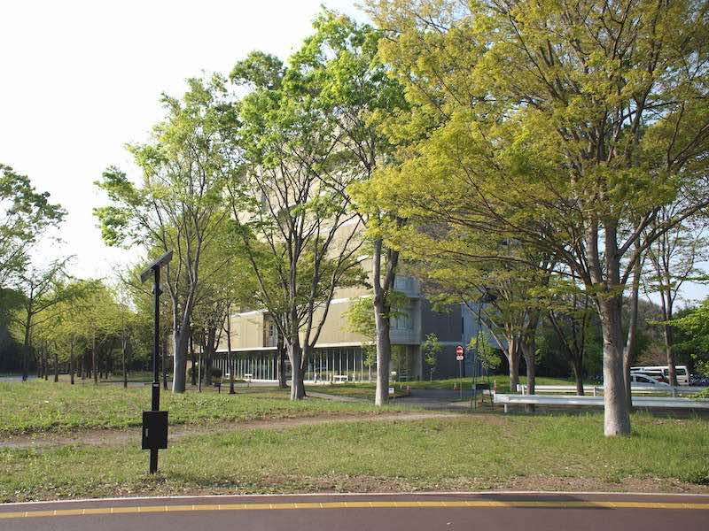 筑波大学キャンパス