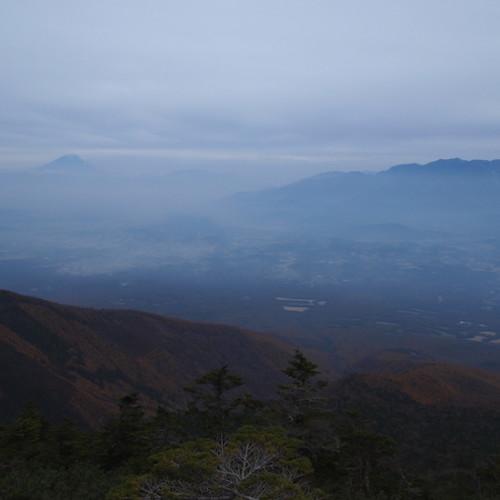 編笠山(アイッキャッチ)