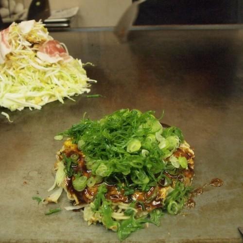 広島のお好み焼き