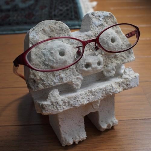 Zoffの眼鏡