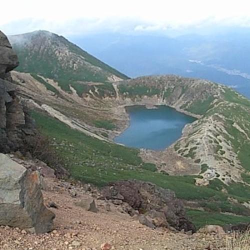 木曽御嶽山