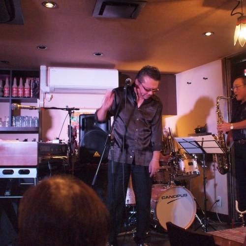 バリニーズ・カフェのジャズライブ
