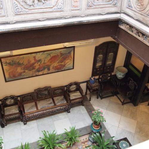 マラッカのホテル・プリ