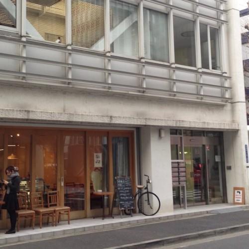 日本橋馬喰町の雑貨ビル