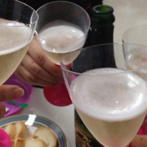 伊勢志摩サミットのスパークリングワイン