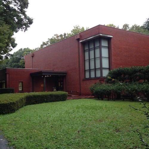 ICUの湯浅八郎記念館
